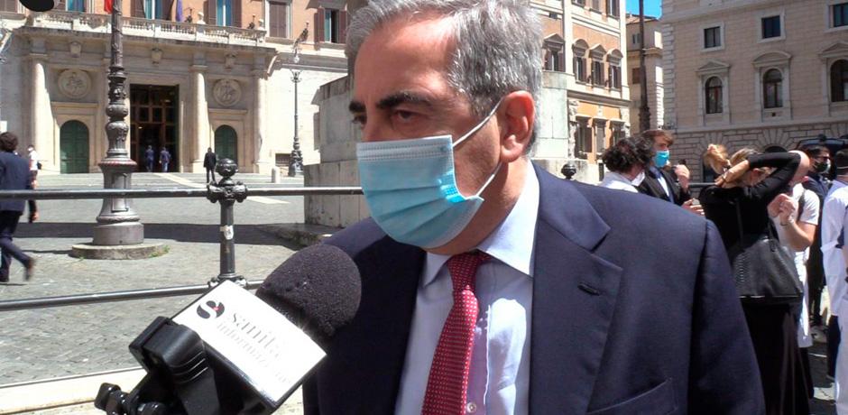 Numero Chiuso, Gasparri (Forza Italia): «Sistema dei quiz va rivisto, serve verifica sul campo»