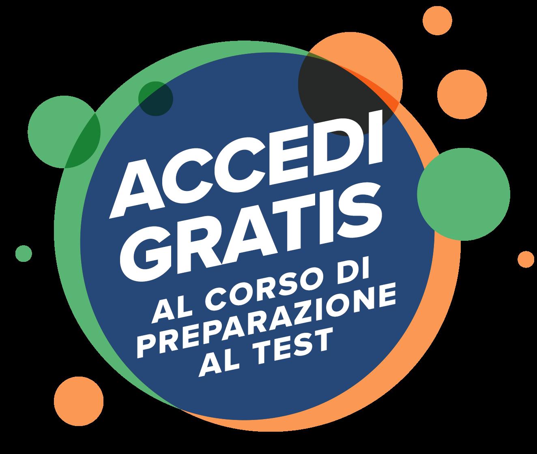 Accedi Gratis al corso di preparazione al test di Medicina e Professioni Sanitarie